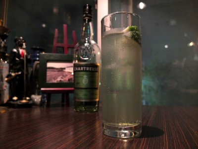 Chartreuse&Tonic