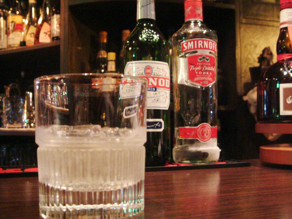 ウオッカ・アイスバーグ(Vodka ...